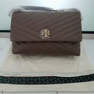 Tory Burch Bags - KIRA CHEVRON CONVERTIBLE SHOULDER BAG